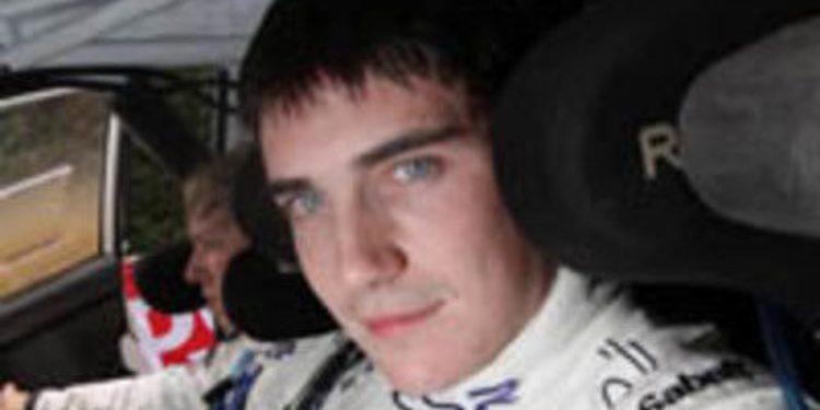 Craig Breen estará en el Rally Islas Canarias