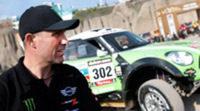 Stephane Peterhansel tomará parte en la Baja Italia