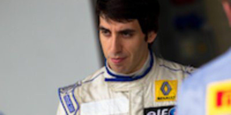Sergio Canamasas y Ma Qing Hua, alineación de Caterham para Jerez en GP2
