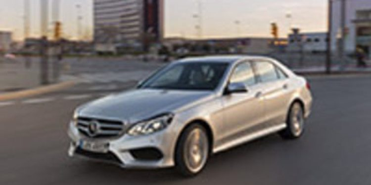 Renovación de la Clase E de Mercedes