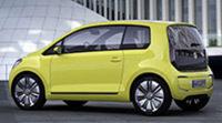 Volkswagen Up! Hibrido. Diesel y eléctrico
