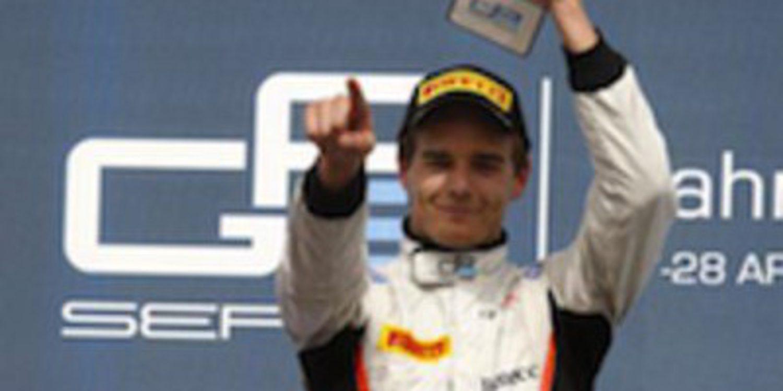 Hilmer confirma a Tom Dillmann y Pal Varhaug para los test de GP2 en Jerez