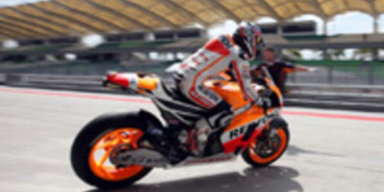 Dani Pedrosa vuelve a Sepang para mandar en MotoGP