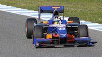 Tom Dillmann golpea primero en el estreno de la pretemporada de GP2