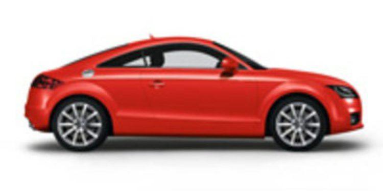 Audi TT Coupé S Line Edition