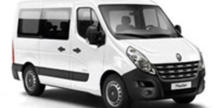 Renault Master recibe dos motores dCi en 2013
