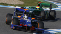 Tom Dillmann domina también la 2ª jornada de test GP2 en Jerez