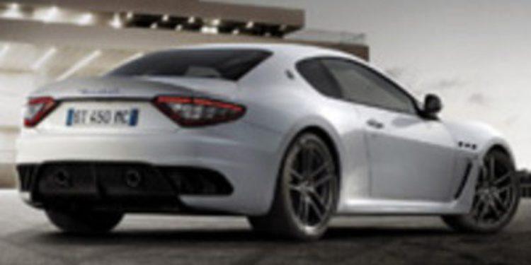 Ginebra verá el Maserati GT MC Stradale de cuatro plazas