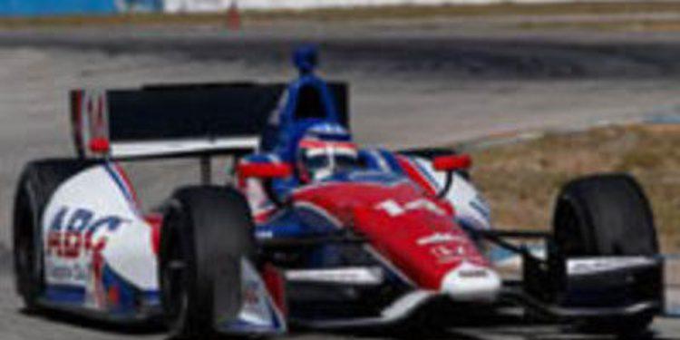 La IndyCar, de pruebas por Sonoma