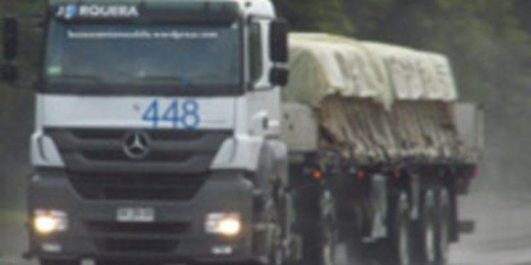 ¿Llegarán a España los camiones de 44 toneladas?