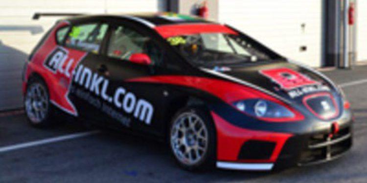Rob Huff completa su primer test con Münnich Motorsport