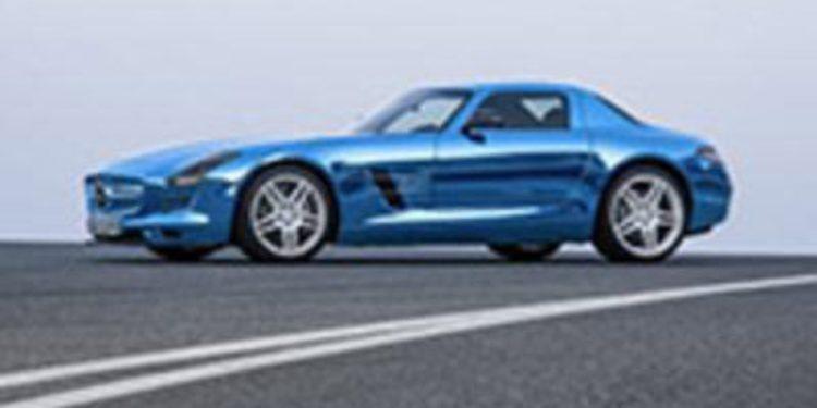 Más variantes para el Mercedes SLS AMG