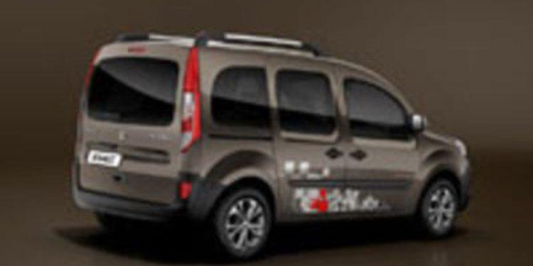Nuevas identidades para la Renault Kangoo