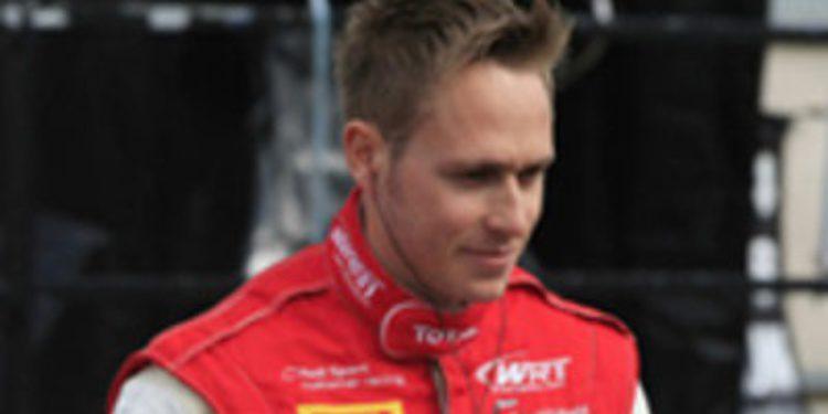 Adam Carroll será piloto de McLaren en GT