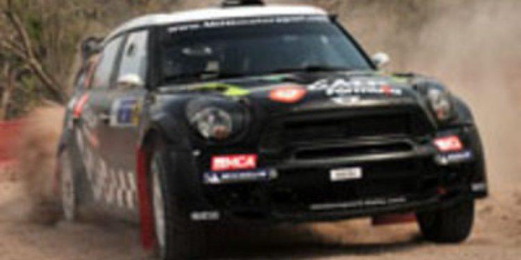 Nuevas Michelin para el Rally de México