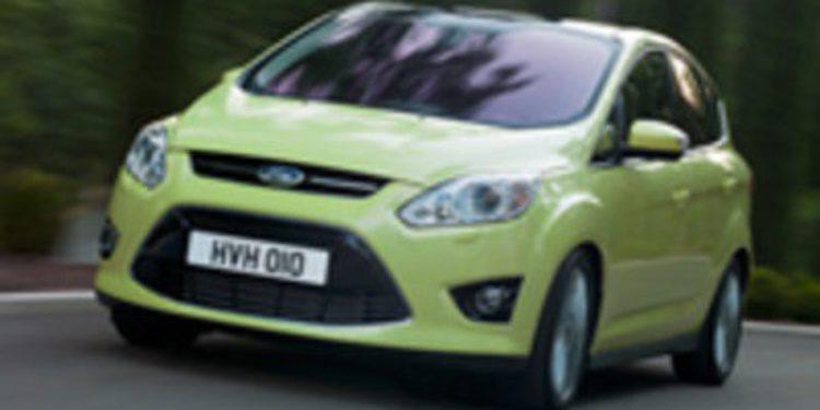 """DERKA nombra al Ford C-MAX """"coche del año"""""""