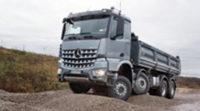 Mercedes Arocs: Fuerza, robustez y eficiencia