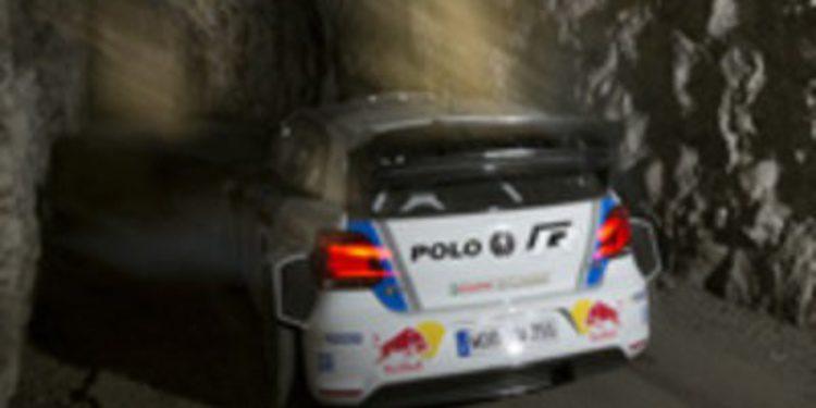 El Volkswagen Polo R WRC debuta en México