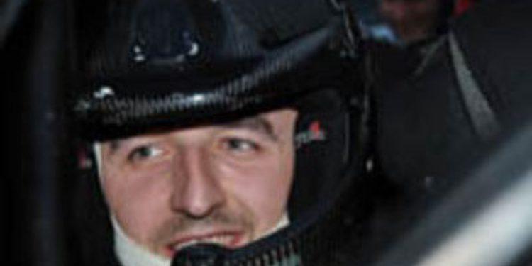 Robert Kubica en el ERC y WRC2 con Citroën