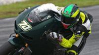 Michael Laverty contento con el chasis PBM CRT