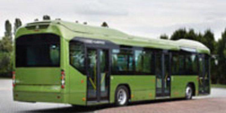 La revolución híbrida en el transporte de Madrid