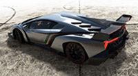 Un Lamborghini con Veneno en la piel