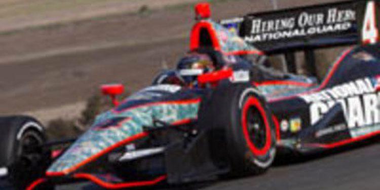 Hasta la cocina: ¿Cómo son unos tests IndyCar?