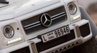 El militar Mercedes-Benz G63 AMG 6×6 puede ser tuyo