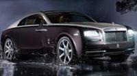 Rolls-Royce Wraith, coupé de lujo y estilo retro