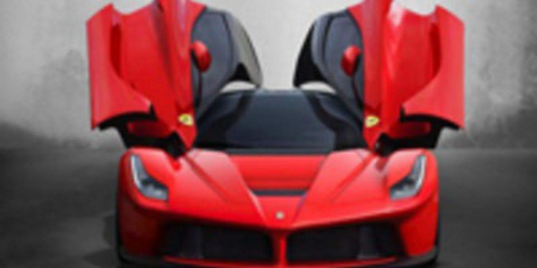 """""""LaFerrari"""", el digno sucesor del Ferrari Enzo"""