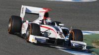 Stefano Coletti se lleva el primer asalto en los últimos test de GP2