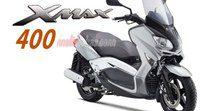 Yamaha lanzará al mercado una X-Max de 400cc