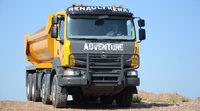 El Renault Kerax está listo para la aventura
