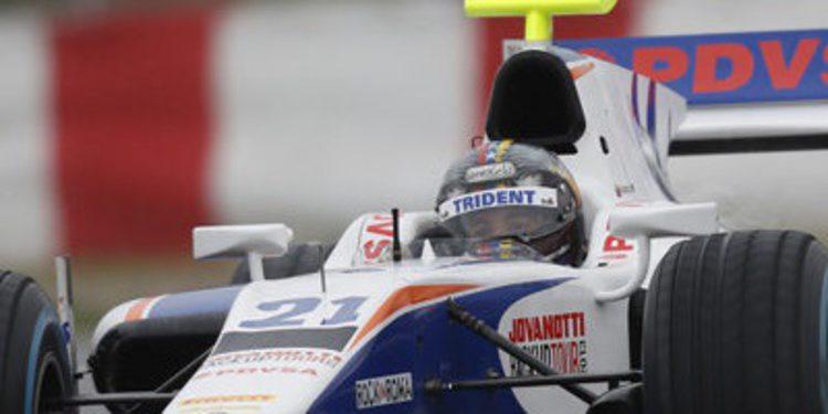 Trident se queda en cuadro para los últimos test de GP2