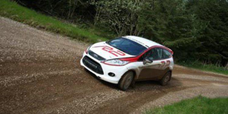 Ford Fiesta Sport Trophy Europe en el ERC