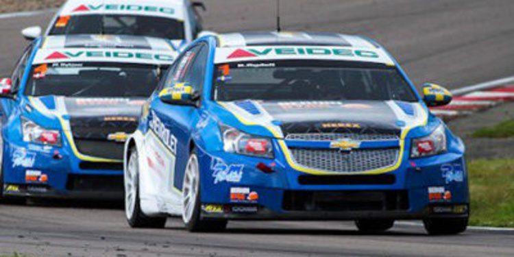 Nika Racing en el WTCC