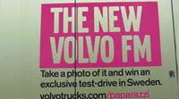 Curiosa promoción del Volvo FM