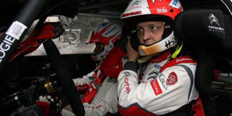 Ogier domina el shakedown e Hirvonen el QS del Rally de México