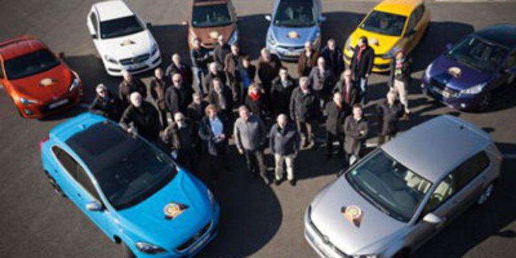 """El Volkswagen Golf, vencedor del certamen """"Coche del año 2013"""""""