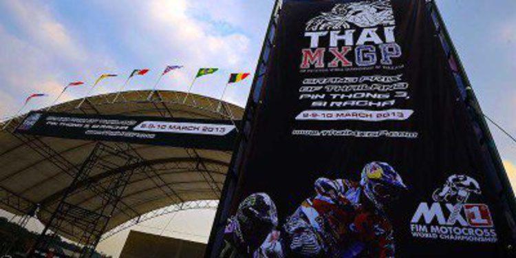 Tailandia recibe la segunda ronda de MX1 y MX2