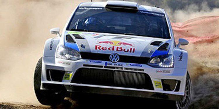 Sebastien Ogier abre hueco en la etapa 1 del Rally de Mexico