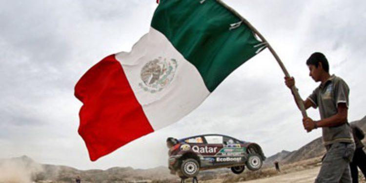 Los jefes de equipo analizan la 1ª etapa del Rally de Mexico