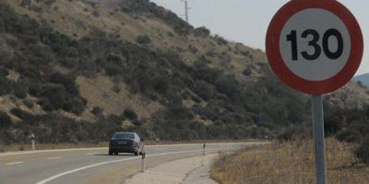 La DGT propone subir a 130 km/h el límite de velocidad