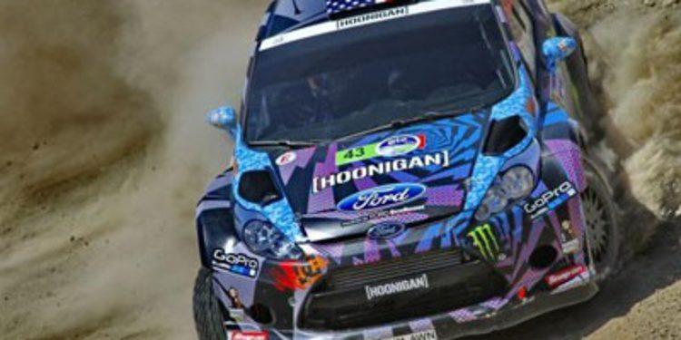 ¿Será México el único rally de Ken Block en el WRC 2013?