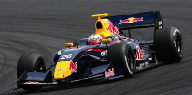 Da Costa manda en la 2ª jornada del test WSR en Paul Ricard