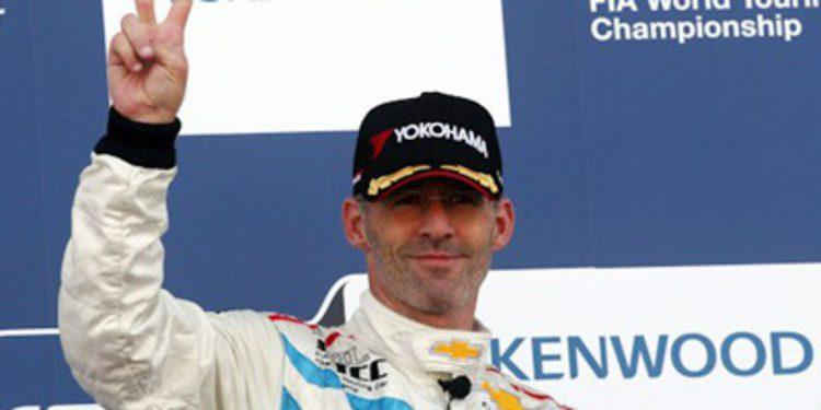 Alain Menu disputará la Copa Porsche