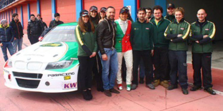 PB Racing se presenta en Franciacorta