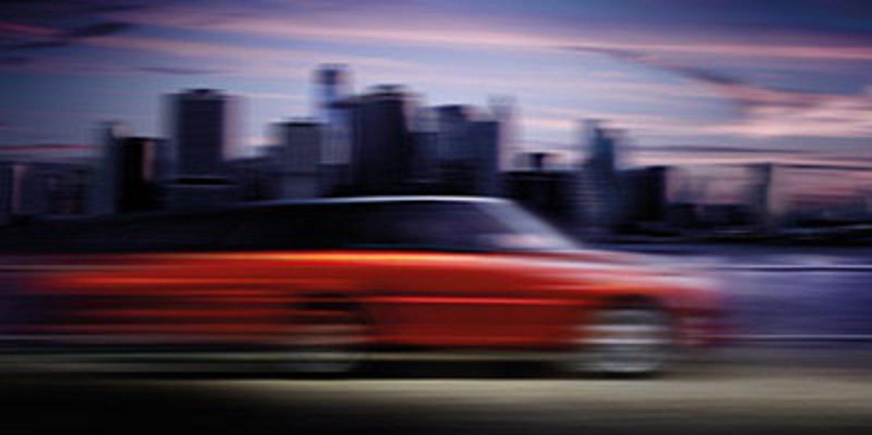 Primer teaser del Range Rover Sport