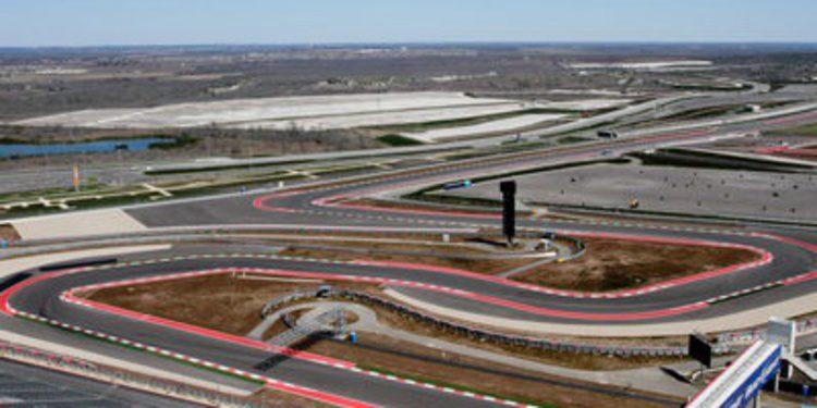Marc Márquez empieza el test MotoGP de Austin arriba