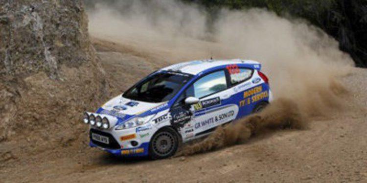 El JWRC tendrá cinco participantes en Portugal